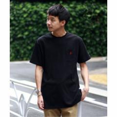 417エディフィス(417 EDIFICE)/メンズTシャツ(GRAMICCI / グラミチ ONE POINT Tシャツ)