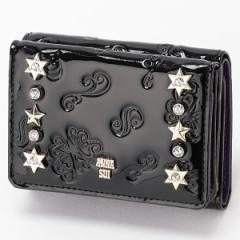 アナスイ(ANNA SUI)/スパノヴァ アウトポケット三つ折り財布