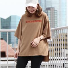 コーエン(レディース)(coen)/ロゴプリントビッグTシャツ