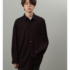 ジュンレッド(JUNRed)/TRメランジモンスターBIGシャツ