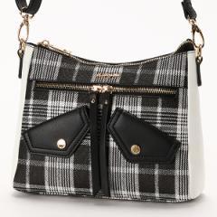 【NEW】ビバユー(バッグ&ウォレット)(VIVAYOU)/かぶせのポケットがポイントのミニショルダー