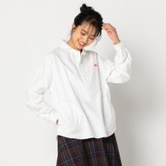 フレディ&グロスター レディース(FREDY&GLOSTER)/【DANTON/ダントン】丸えりOXFORDシャツ #JD−3564 YOX