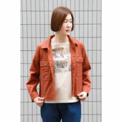 LBC アパレル(LBC)/Wポケットシャツジャケット