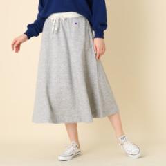 クチュールブローチ(Couture Brooch)/【WEB限定販売】Champion(チャンピオン)スウェットロングスカート