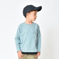 ブランシェス(branshes)/裾出しフェイクレイヤードTシャツ