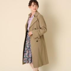 クチュールブローチ(Couture Brooch)/コンビトレンチコート