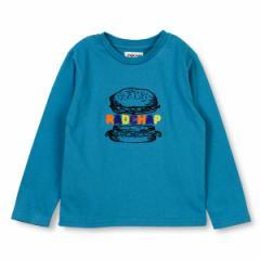 ブランシェス(branshes)/ハンバーガー長袖Tシャツ