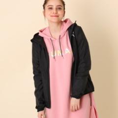 クチュールブローチ(Couture Brooch)/PUMA フーデッドブルゾン
