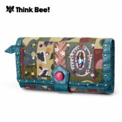 シンクビー(Think Bee!)/リッピ 長財布