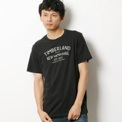 ティンバーランド(メンズ)(Timberland)/半袖 ケネベックリバー ティンバーランドティーシャツ(Tシャツ/ロゴ)