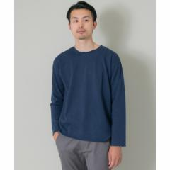 アーバンリサーチ メンズ(URBAN RESEARCH)/メンズTシャツ(カットオフクルーネックカットソー)