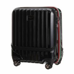 ベネトン レディース(UNITED COLORS OF BENETTON)/フロントオープンキャリーケース・スーツケース(M)機内持込可 容量約38L