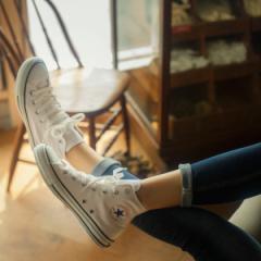 コンバース(Converse)/スニーカー(キャンバス AS カラーズ HI)