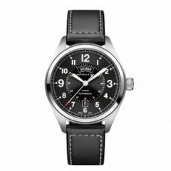ハミルトン(HAMILTON)/メンズ時計(カーキ フィールド デイデイト【型番:H70505733】)