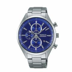 ワイアード(WIRED)/メンズ時計(メンズクロノグラフウォッチ【型番:AGAV110】)