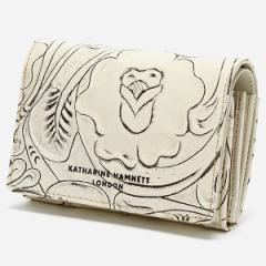 キャサリン ハムネット ロンドン(KATHARINE HAMNETT LONDON)/財布(2つ折り財布  クラフト2)