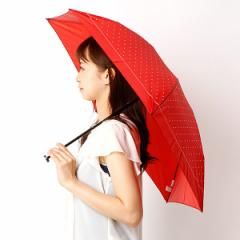 マッキントッシュ フィロソフィー(MACKINTOSH PHILOSOPHY)/【軽量約84g!】【ドット柄】ユニセックス折りたたみ傘(バーブレラ Ba…