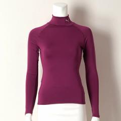 プーマ(PUMA)/レディーストレーニングインナーシャツ(LITE COMPRESSION モックネックLSシャツ)