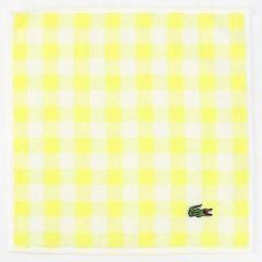 ラコステ(LACOSTE)/【23cm×23cm】タオルハンカチ