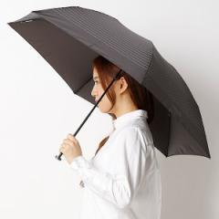 マッキントッシュ フィロソフィー(MACKINTOSH PHILOSOPHY)/【軽量約94g!・ボーダー柄】ユニセックス折りたたみ傘(バーブレラ B…