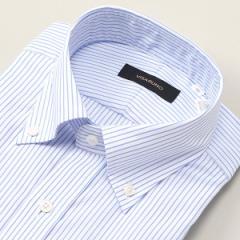 ビサルノ(VISARUNO)/【首まわり35〜50cm】ラクチンすっきりYシャツ(綿100%素材)