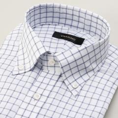 ビサルノ(VISARUNO)/【首まわり35〜50cm】ラクチンすっきりYシャツ(上質綿100%素材)