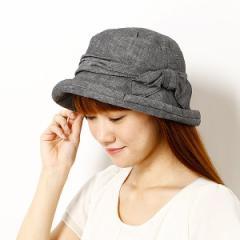 マルイの帽子/【選べる3サイズ・洗える・たためる・UVカット】ラクチンきれい帽子(ブレードセーラー/レディース)