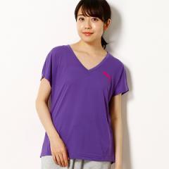 プーマ(PUMA)/レディースフィットネスSSシャツ...