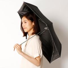 ビバユー(雑貨)(VIVA YOU)/【UV遮蔽率&遮光率99%以上・遮熱効果/雨の日OK】晴雨兼用折りたたみ日傘(レディース)