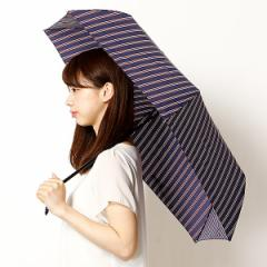 マルイの雨傘/【雨傘(折りたたみ/3段折り)・2サイズから選べる雨傘・らくらく開閉】レディース
