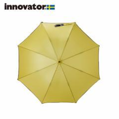 innovator(イノベーター)/雨傘【innovator(イノベーター)】(ジャンプ長傘/耐風骨/超撥水/グラスファイバー骨)