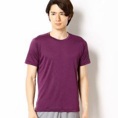 アディダス(adidas)/【adidas/アディダス】メンズTシャツ(M4T トレーニングメランジTシャツ)