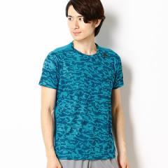 アディダス(adidas)/【adidas/アディダス】メンズTシャツ(M4T トレーニングカモグラフィックTシャツ)