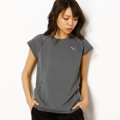 プーマ(PUMA)/【プーマ/PUMA】レディースランニングSSシャツ(ADAPTHERMO−R Tシャツ)