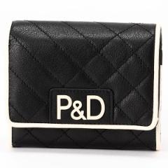 ピンキー&ダイアン(バッグ&ウォレット)(Pinky&Dianne)/シャレード L字ファスナー二つ折り財布