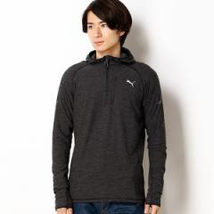 プーマ(PUMA)/【プーマ/PUMA】メンズランニングLSシャツ(フーデッドLSトップ)