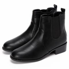 ヴェリココ(velikoko)/【19.5〜27cm】[ラクチンきれいブーツ]晴雨兼用ブーツ(4cmヒール)