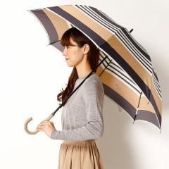 マッキントッシュ フィロソフィー(MACKINTOSH PHILOSOPHY)/雨傘(長傘)ボーダー(レディース/婦人)
