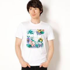 アディダス オリジナルス(adidas originals)/【アディダスオリジナルス】メンズTシャツ(BB FLORAL TEE)