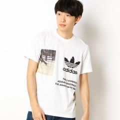 アディダス オリジナルス(adidas originals)/【アディダスオリジナルス】メンズTシャツ(TRACTION OFF TEE)