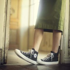 コンバース(Converse)/史上最軽量 CONVERSE/コンバース/オールスター ライト HI 22.5〜24.5cm
