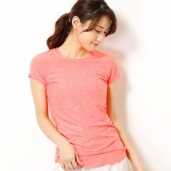ニューバランス(new balance)/【ニューバランス】レディースTシャツ(レディースランニングTシャツ(長め))