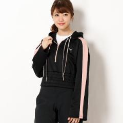 プーマ(PUMA)/【プーマ/PUMA】レディースカジュアルスウェットシャツ(EN POINTE サバナ)