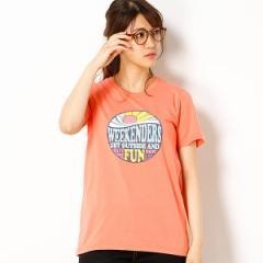 コロンビア(Columbia)/【コロンビア】吸汗速乾Tシャツ(クラウハーバーウィメンズTシャツ)