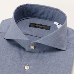 ビサルノ(VISARUNO)/【首35〜50cm】ラクチンすっきりYシャツ(WEB限定商品)