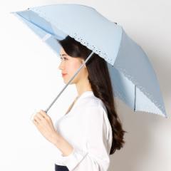 マルイ×ムーンバット/【折りたたみ日傘(3段折)】【UV・遮熱・軽量】くるっと巻くだけ!ラクチン快適 晴雨兼用