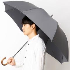 ポロ ラルフローレン(傘)POLO RALPH LAUREN(umbrella)/【カーボン骨使用】軽量大寸長傘【ワンタッチタイプ】ポニーマークワンポイン…