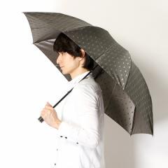 ポロ ラルフローレン(傘)POLO RALPH LAUREN(umbrella)/雨傘(3段/折りたたみ/ミニ)ポニーマークジャカードプリント(メンズ/紳士)