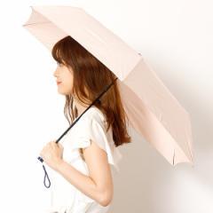 エスタ(estaa)/【超撥水・軽量・UVケア・多カラー】雨傘(3段/折りたたみ/スリムミニ) (ユニセックス)