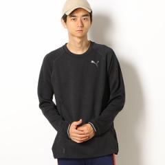 プーマ(PUMA)/【プーマ/PUMA】メンズトレーニングTシャツ(N.R.G.LSトレンドクルートップ)